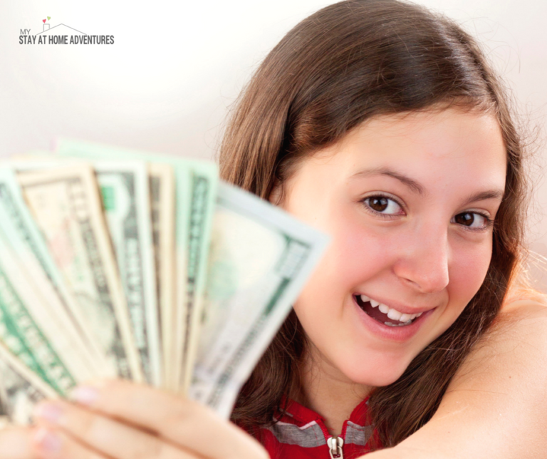 5 Ways to Earn Money as a 13-Year-Old