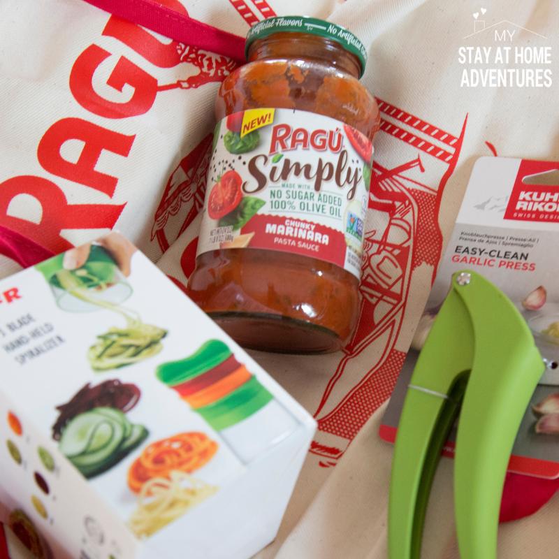 sugar-free spaghetti sauce made by Ragu
