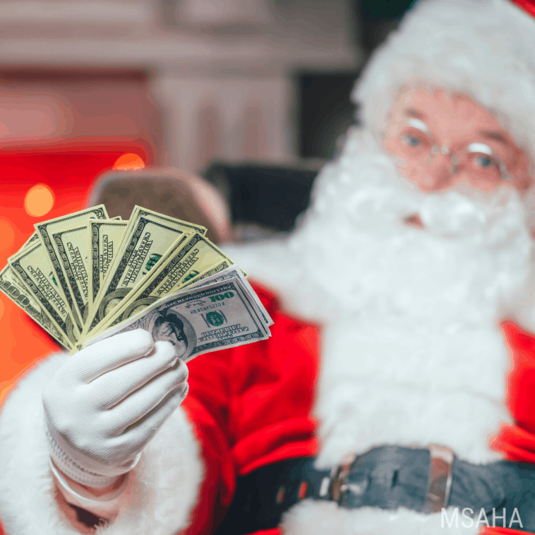 20 Ways To Save Money For Christmas (Guaranteed to Turn Into Year Long Habits)