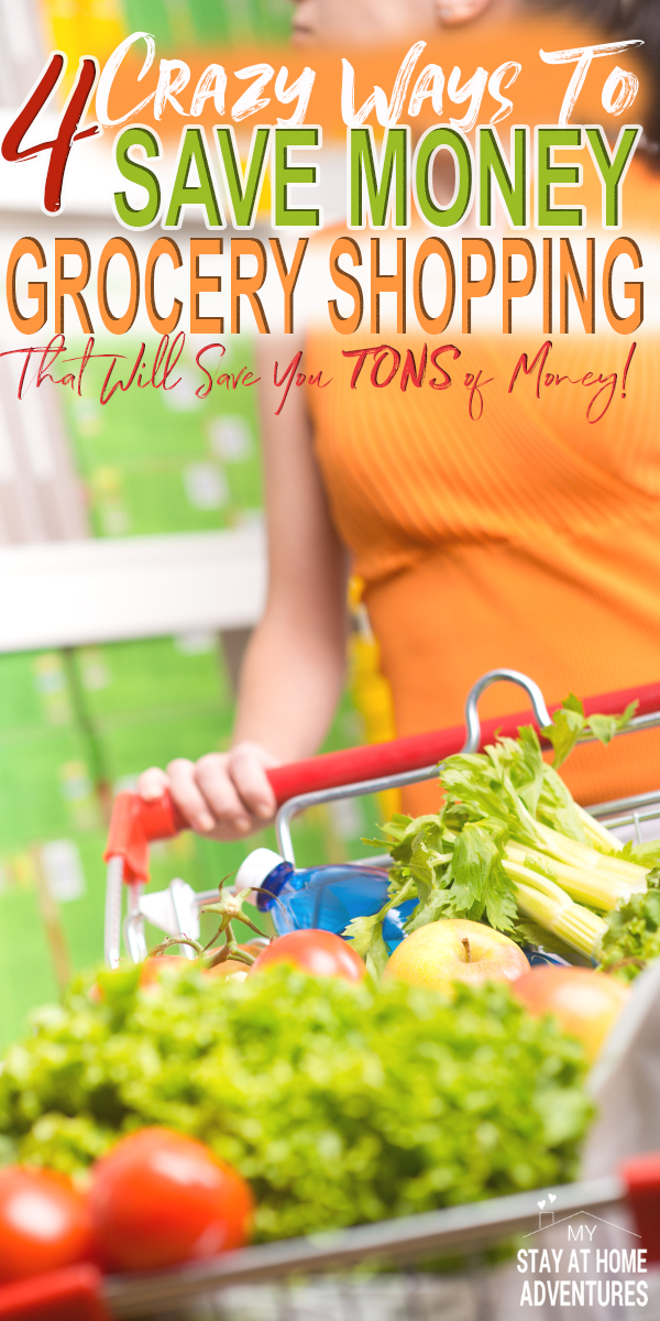 Learn the tricks to seriously save money grocery shopping that the average person doesn't know about. Score big and save hundreds of dollars with these tips.