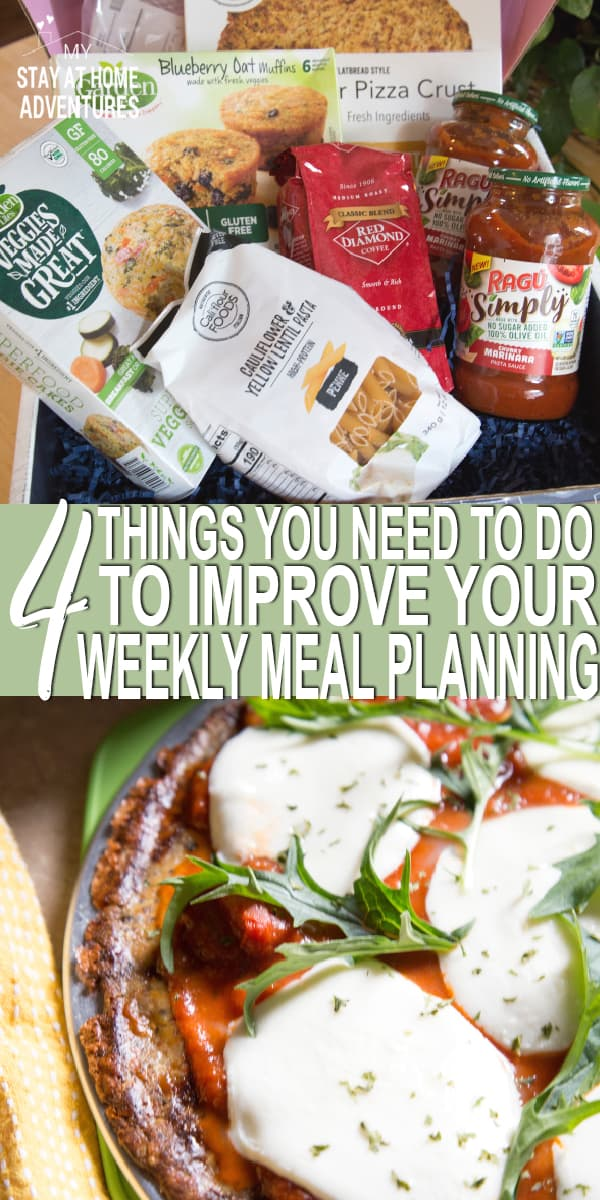Busy mom? When it comes to managing time and money in the kitchen meal planning is it. Learn 4 steps to help you master meal planning. Free download.