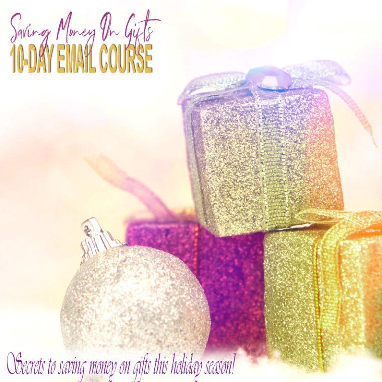 Saving Money On Gifts This Christmas