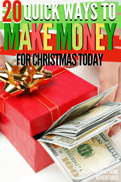 Are you looking for ways to make money for Christmas? Check out these seven ways you can score free cash for the holiday season and start making money today.