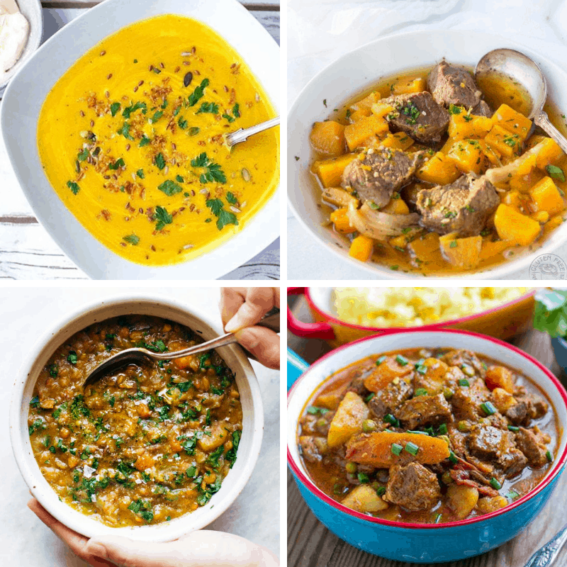 Instant Pot Butternut Squash Recipes