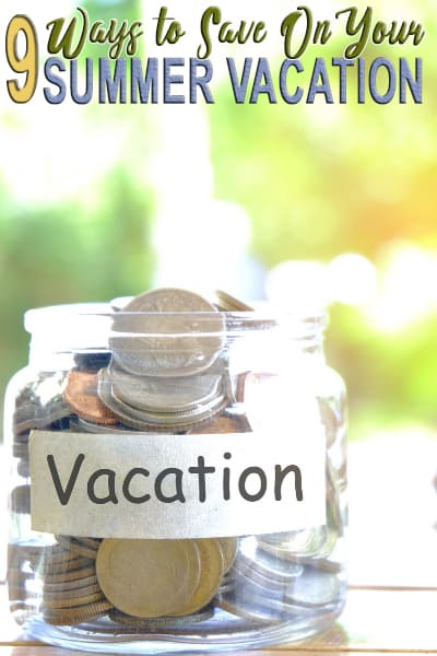 Learn how to save on summer vacation this 2019 with these nine tips that are guaranteed to save you money on your next summer vacation.