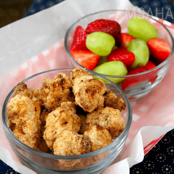 Air Fryer Chicken Nuggets