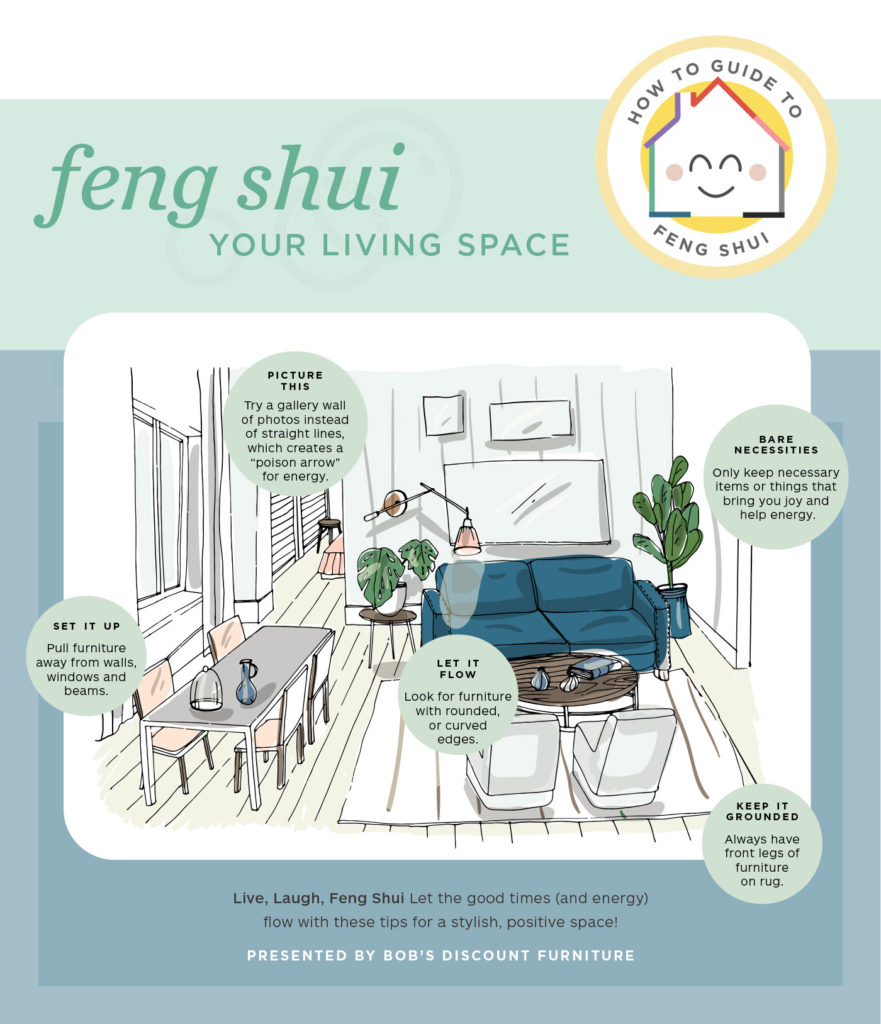 How to Feng Shui Your Living Room on a Budget