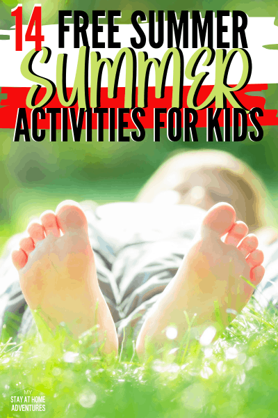 Check out these fourteen free summer activities for kids that won't cost you a dime and your family will enjoy. Start planning today and get the fun started.