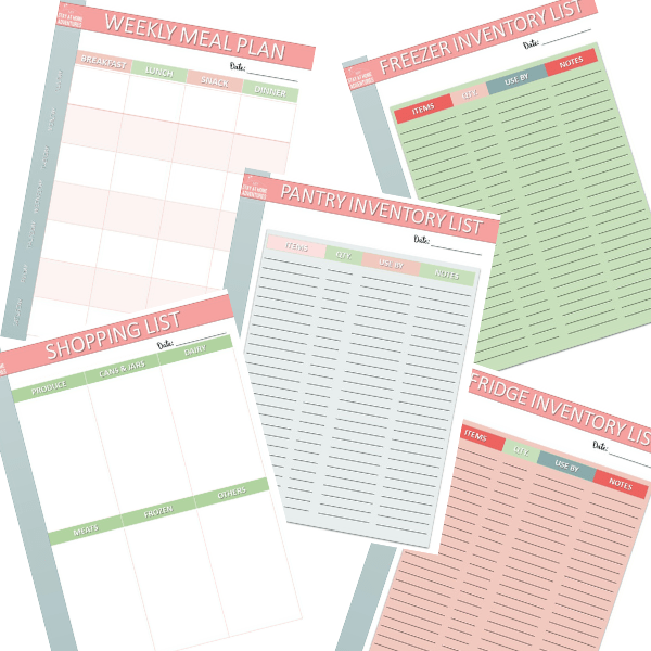 Weekly Family Meal Plan (All You Need To Know)