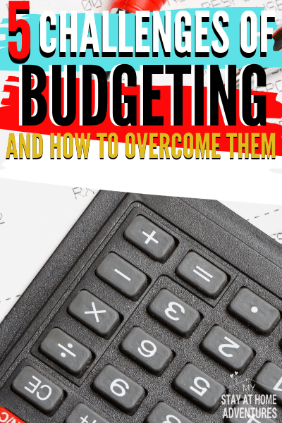 Realistically speaking, budgeting can be hard when you never budget before. There are many challenges of budgeting but the truth is you can overcome them. via @mystayathome