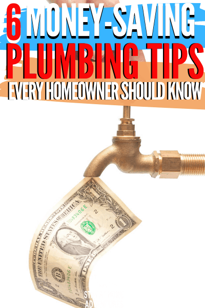 Plumbing services can cost a lot of money. For this reason,  please learn these six simple plumbing tips that can help you save money. via @mystayathome