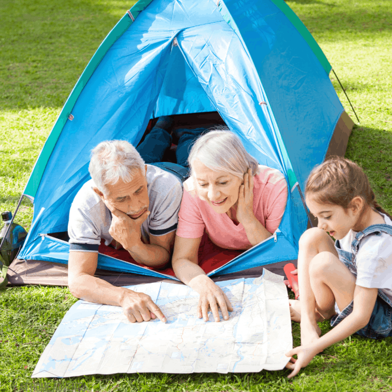 The Ultimate Family Backyard Camping Guide