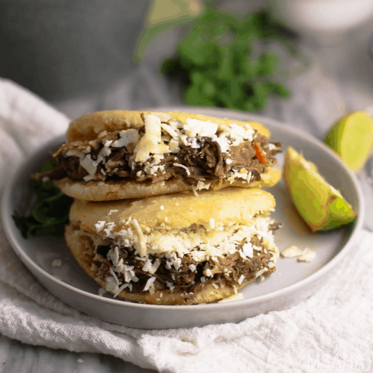 3-Ingredient Arepas Recipes