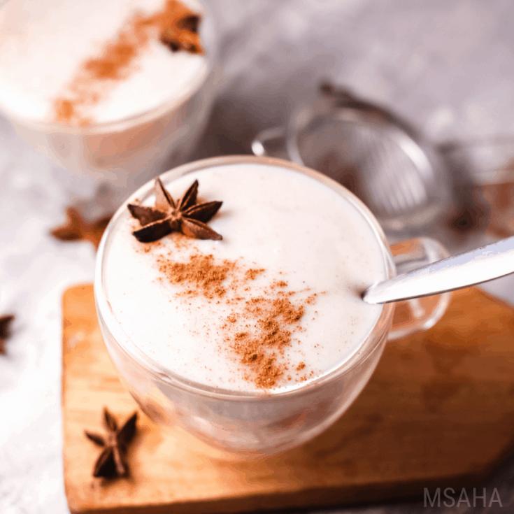 Puerto Rican Tembleque / Coconut Pudding