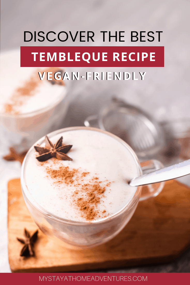 The Perfect Puerto Rican Tembleque or Vegan Coconut Pudding