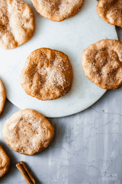 Delicious and budget-friendly Mexican Buñuelos recipe is great for the holiday season and so easy to make. Learn how to create this Buñuelos today. via @mystayathome