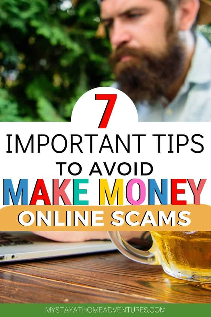 Earning Money Online is possible. Sadly there are many Make Money Online Scams that are out there. Learn how to avoid them and find legit ways to make money online. via @mystayathome