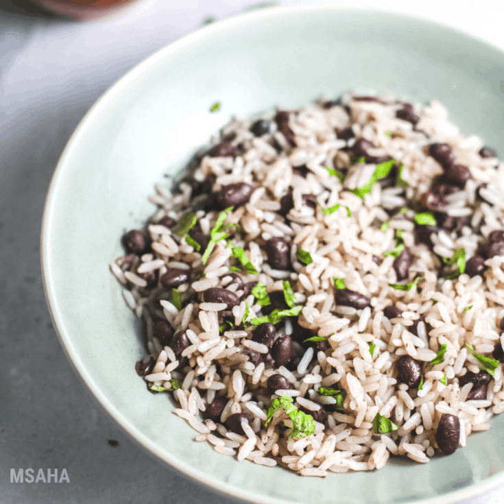 Easy Gallo Pinto Recipe