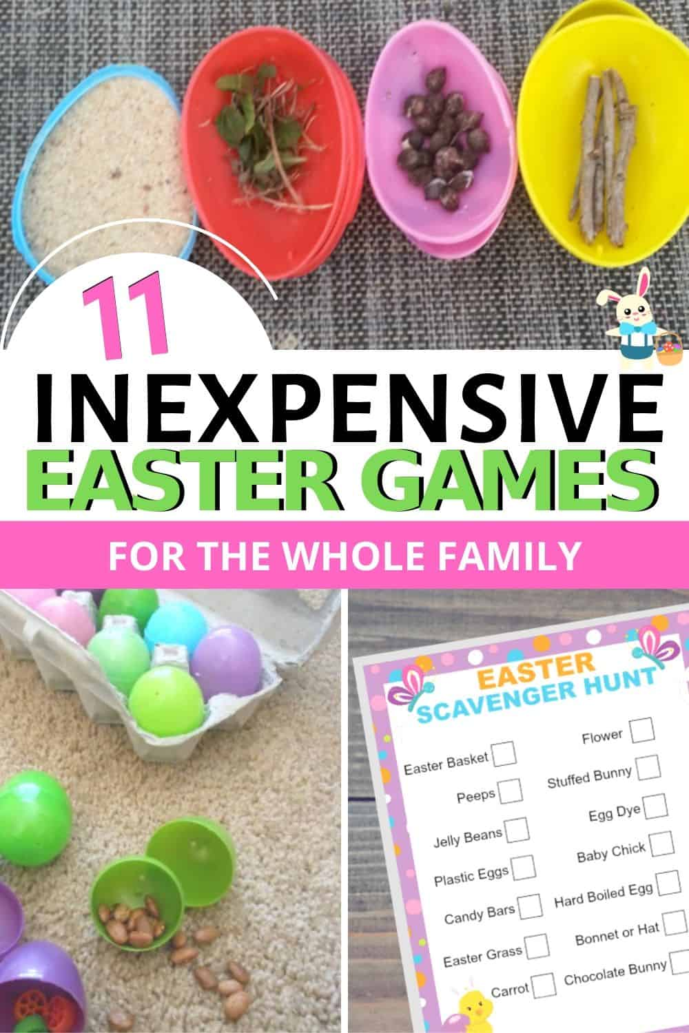 Check out these inexpensive games for the entire family from toddlers to adults, your family will enjoy this affordable games this Easter! via @mystayathome