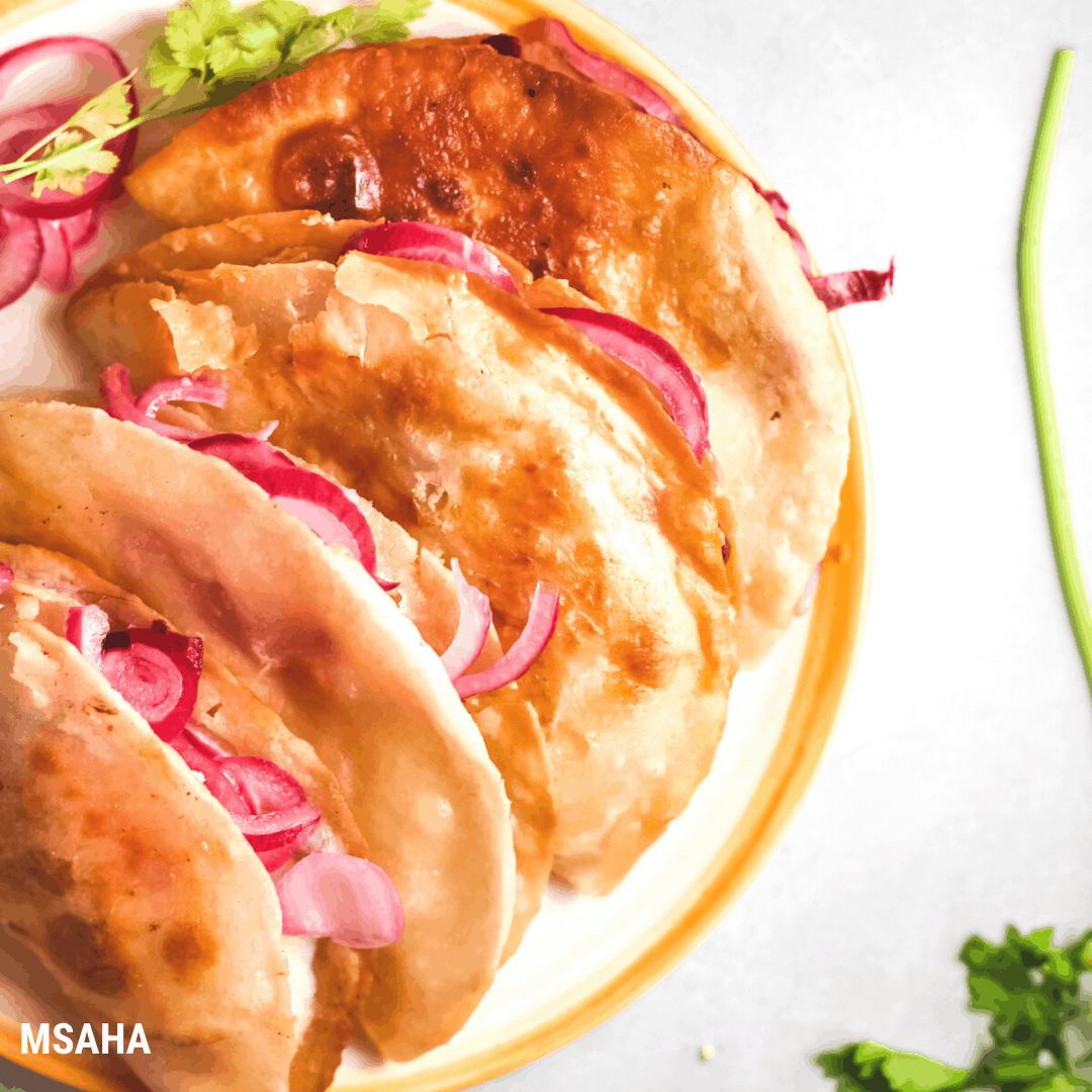 Tacos De Papa Recipe