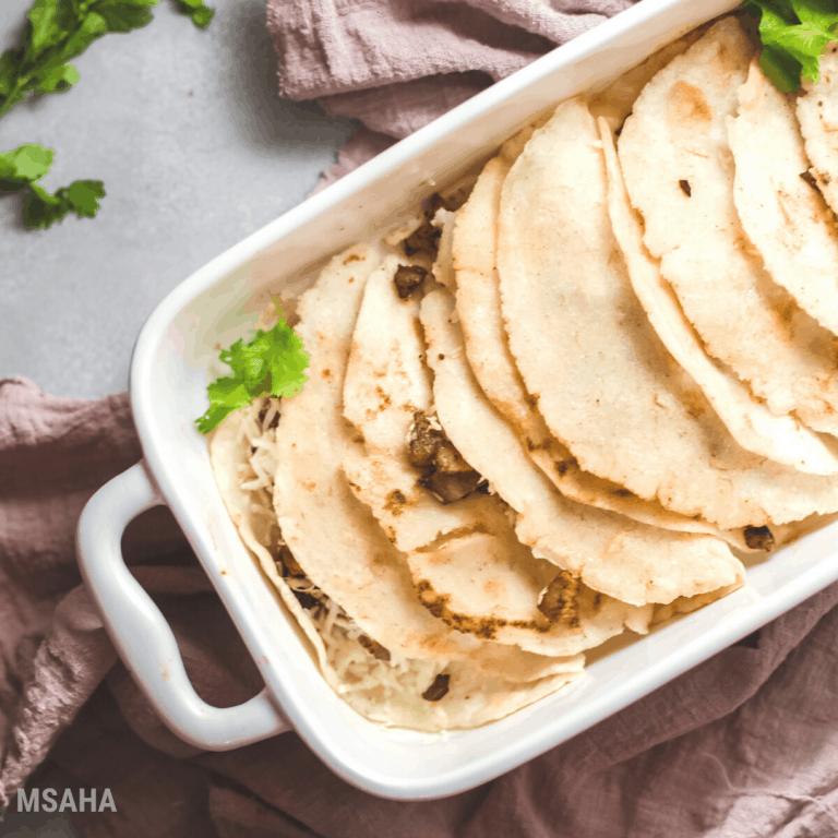 Tacos al Vapor Recipe