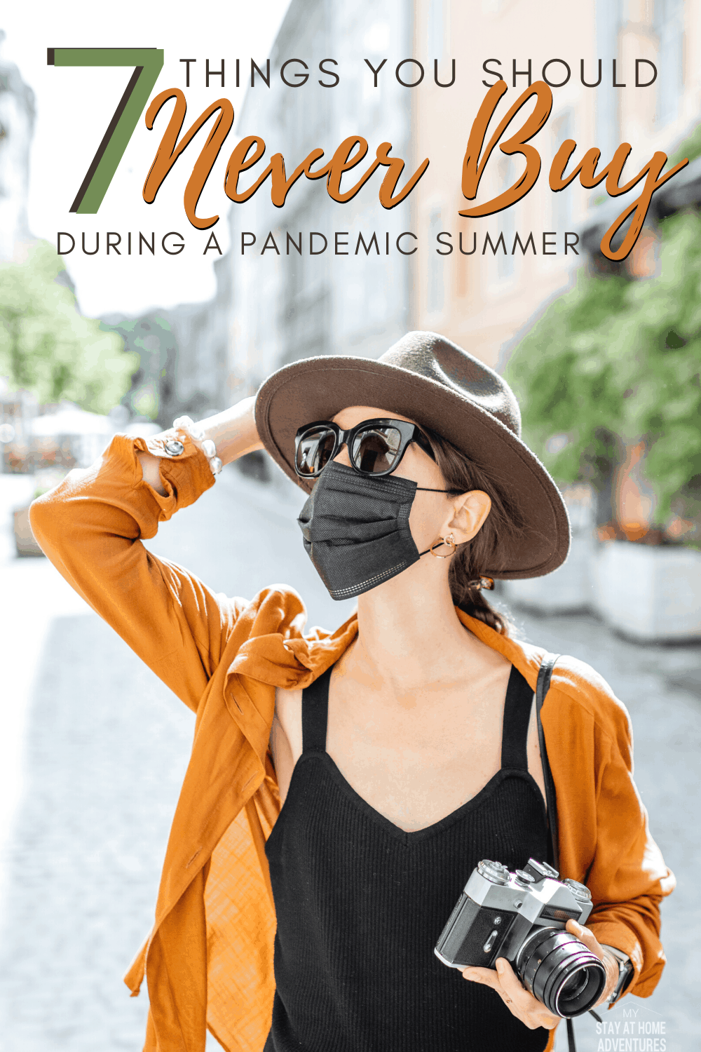 During the 2020 summer and due to the current global event, there are things you should not buy this season. Learn what they are and the reasons behind it. via @mystayathome