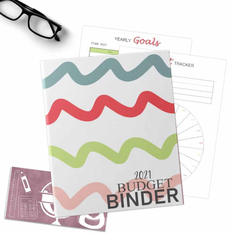 How To Use Budget Binder Printables