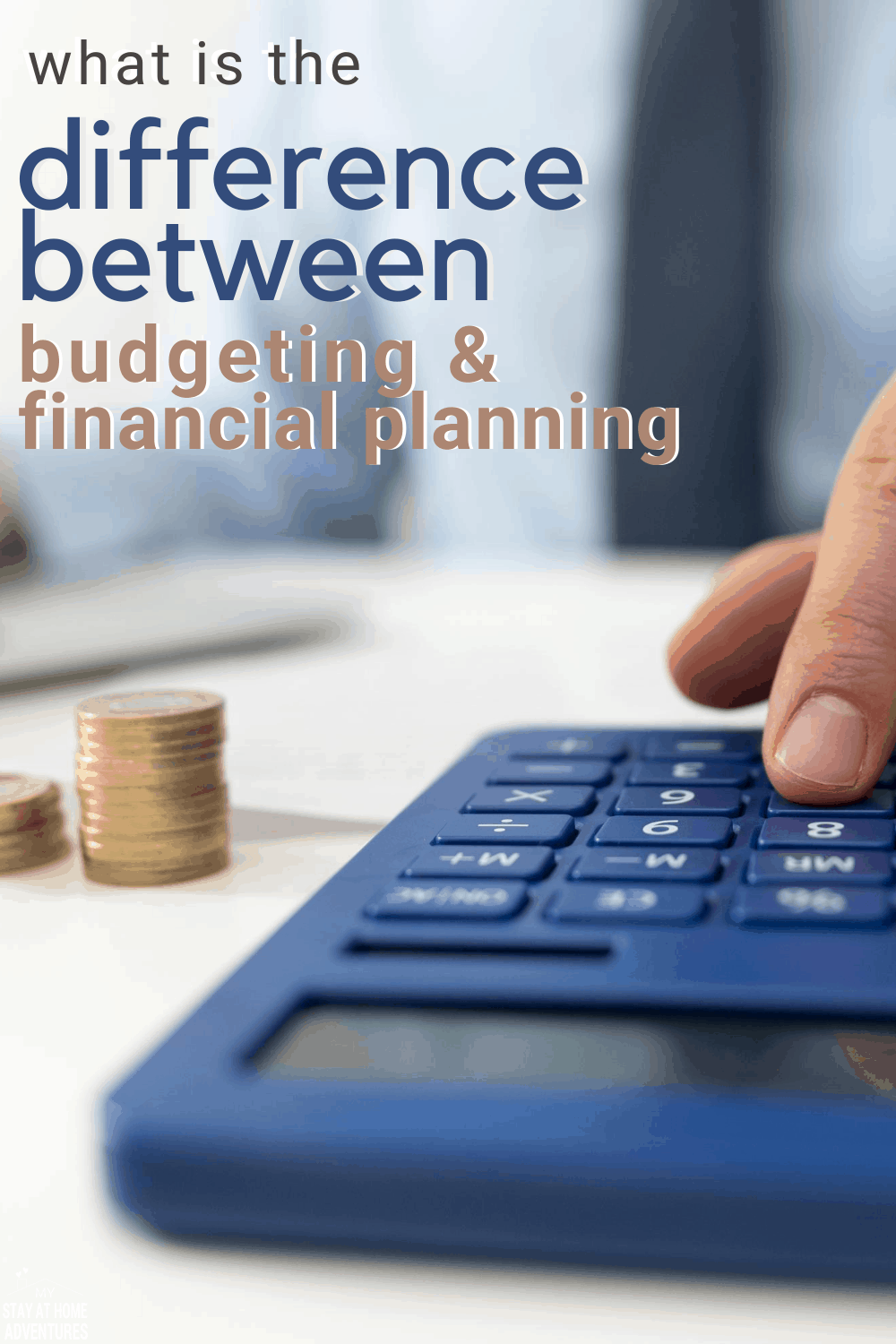 Budgeting and financial planning we hear about these terms but what makes them different and why are they important. #budgeting #beginningbudgeting #mommyfinances via @mystayathome