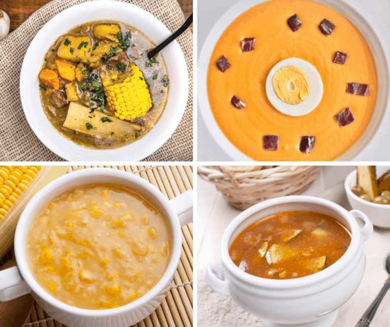 17 of The Best Spanish Soup Recipes Around!