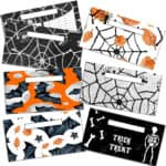 Halloween Cash Envelopes