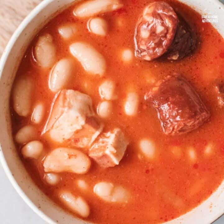 Fabada - Delicious and Easy Spanish Stew