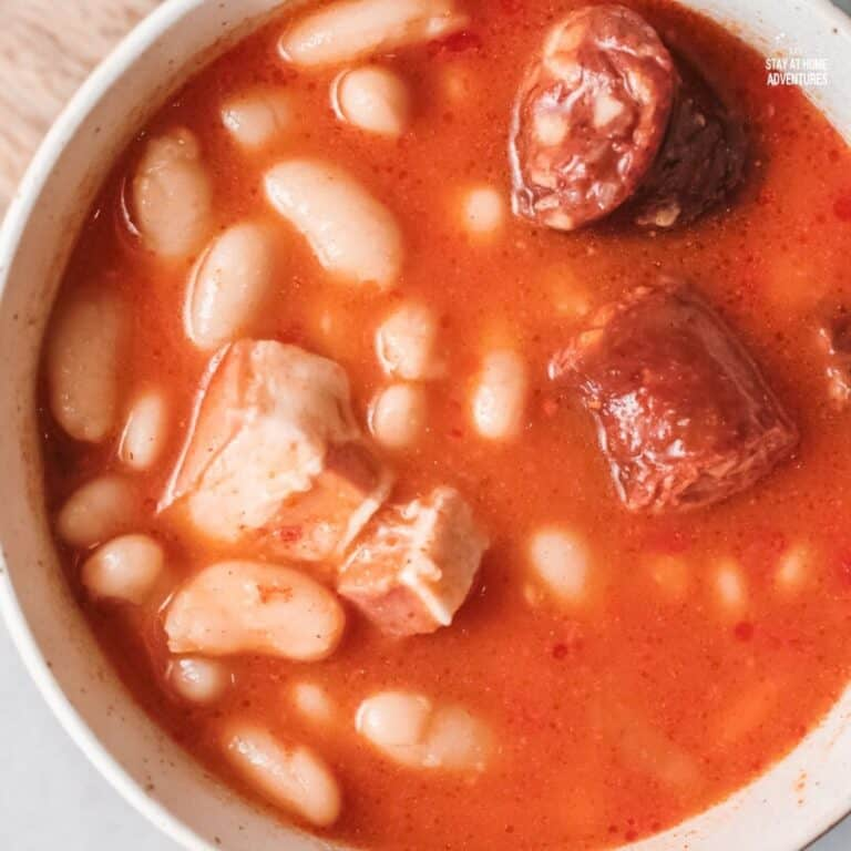 Fabada – Delicious and Easy Spanish Stew