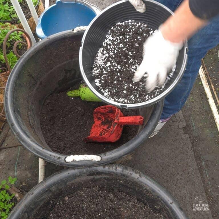 DIY Garden Soil