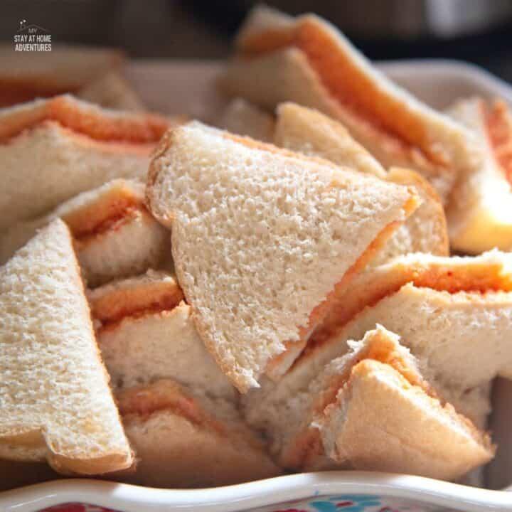 Sandwich de Mezcla Recipe