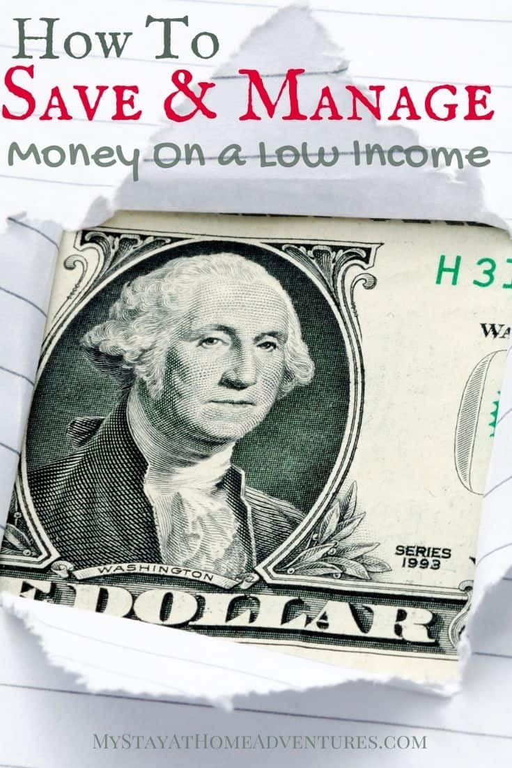 You can save and manage money no matter the income. Don't believe me then check out 10 ways to save and manage your money on a low income and see results. via @mystayathome