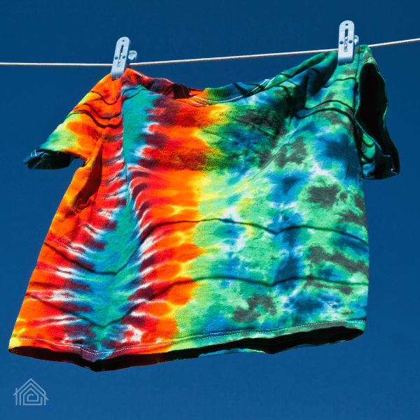 How to Wash Tie Dye Shirts