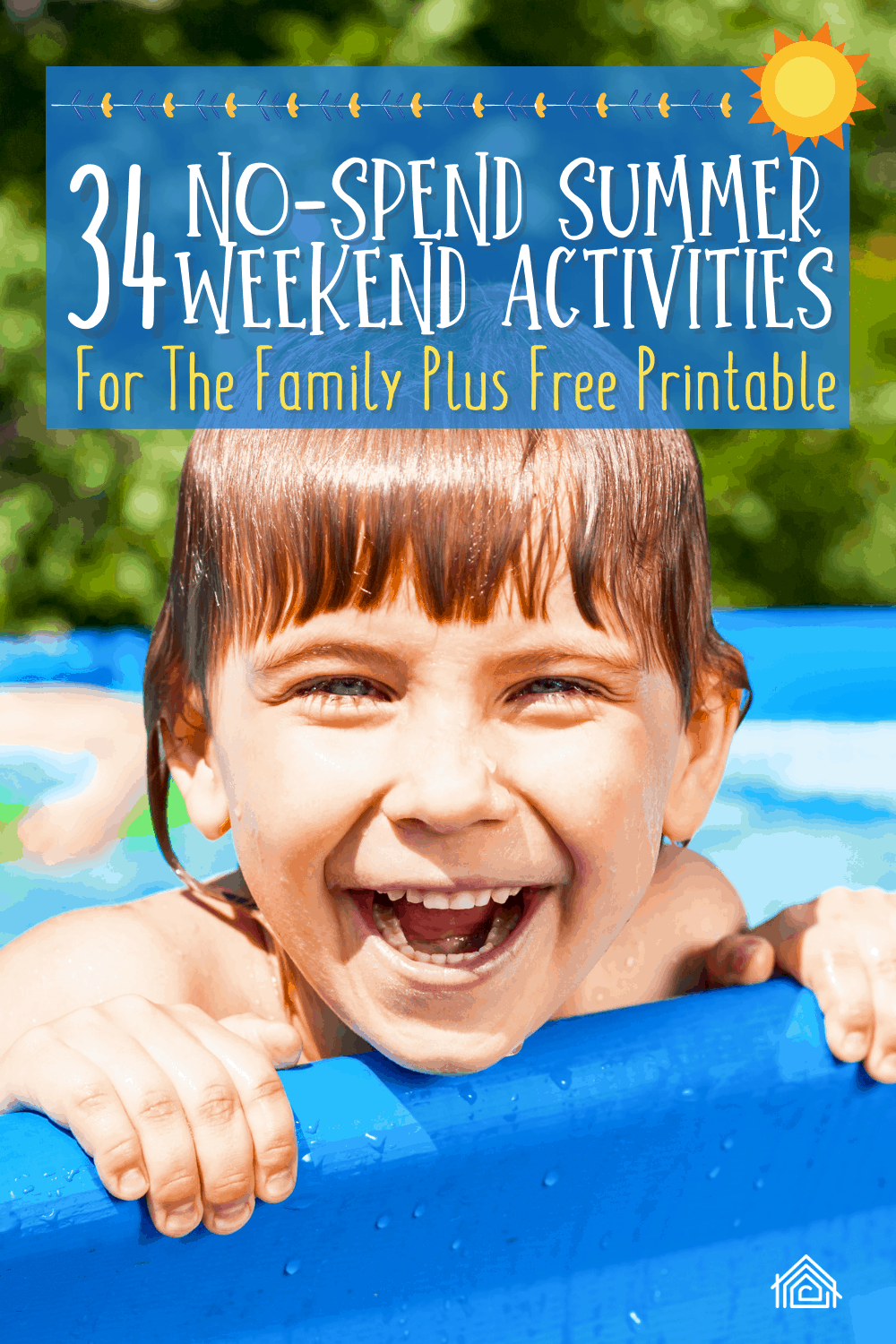 Looking for a no-spend weekend activity for your family to enjoy this summer? Get inspired with over 30 free activities to do this weekend. via @mystayathome
