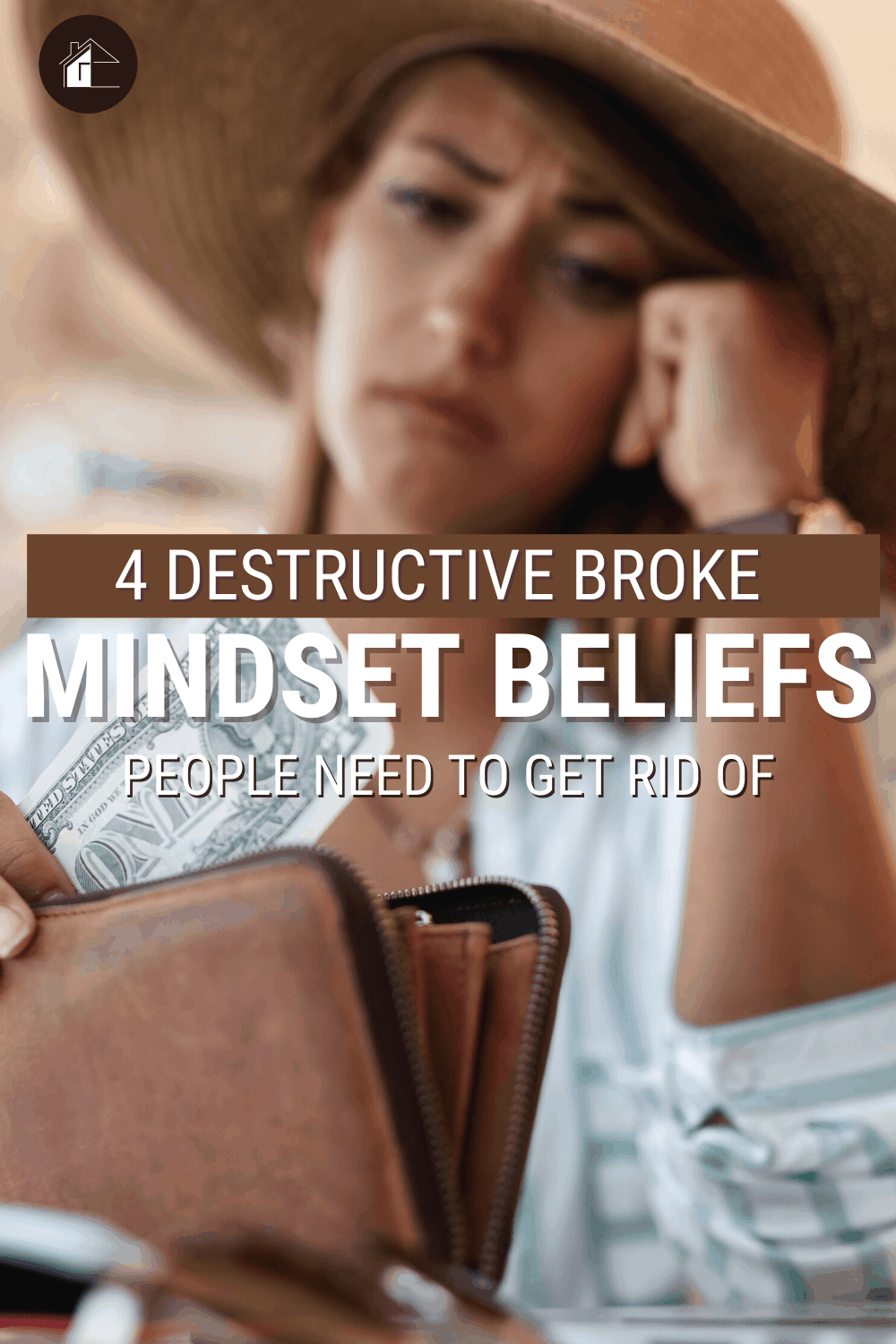 Beating the broken mindset is what we all need to do to take control of our personal finances and start living life. via @mystayathome