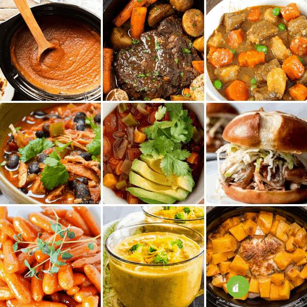 25 Delicious Fall Crockpot Recipe Ideas